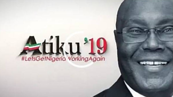 Atiku: Lets Get Nigeria Working Again