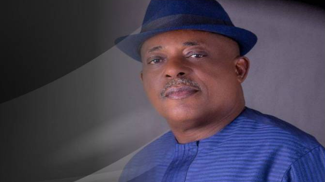 Prince Uche Secondus PDP National Chairman