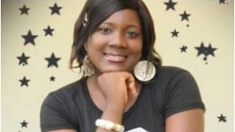 Mercy Johnson's lookalike