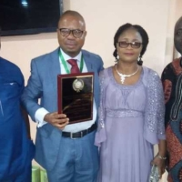 Institute of Human Resources and Strategic Management honours Mr. Usifoh Johnny