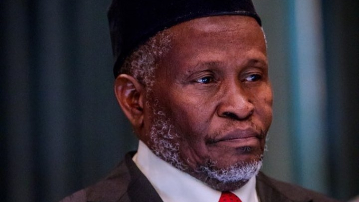 Justice Tanko controversially sworn in Acting CJN of Nigeria