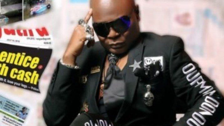 Charly Boy aka Areafada