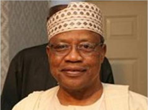 Ibrahim Babangida former Nigeria Military Head of State