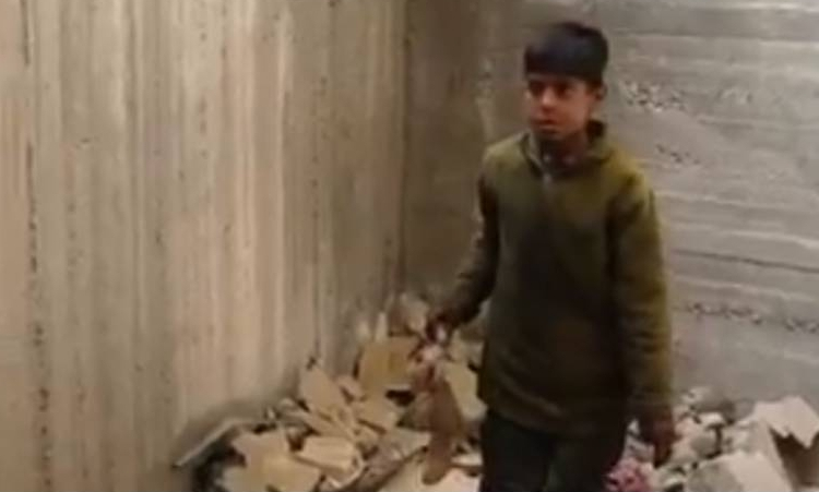 Watch Video – US, UK and France are murderers, they killed over 1600 innocent Syrian civilians in 2017