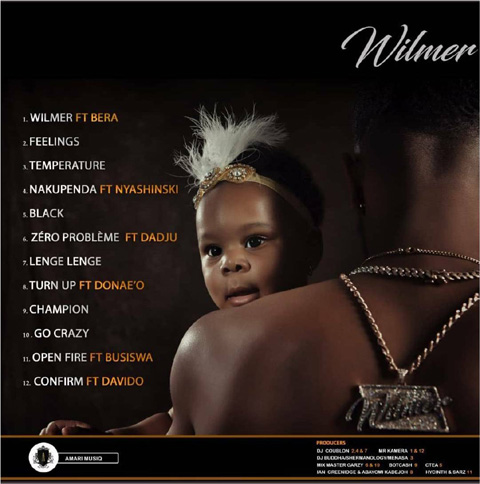 Patoranking Wilmer Album