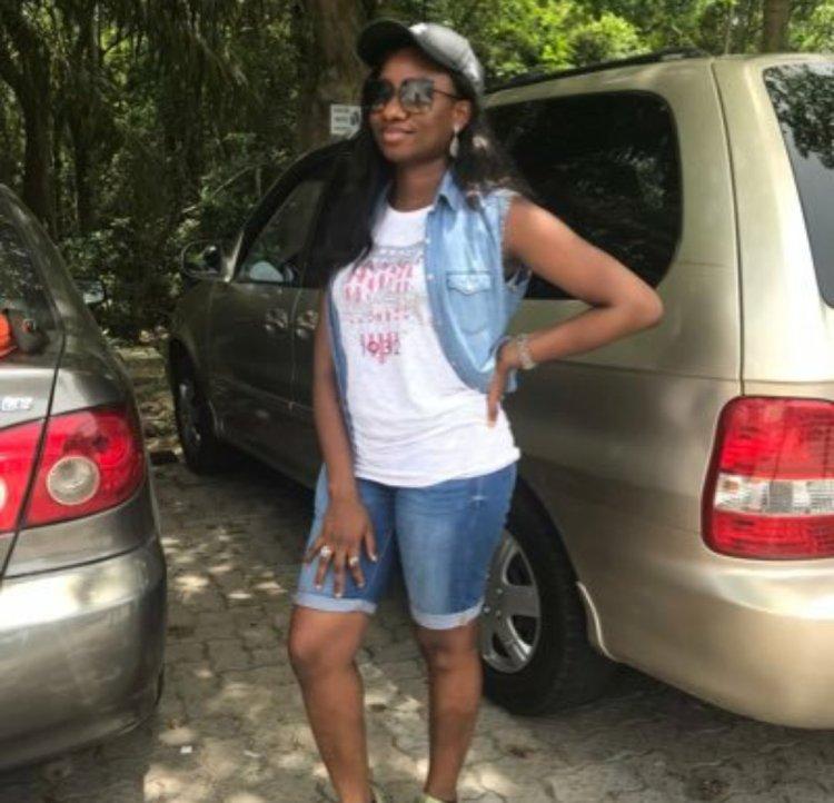 Missing Person: Latifah Adewura