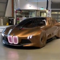 Video of the BMW Vision Next 100 - Supercar Blondie explains the features and functions