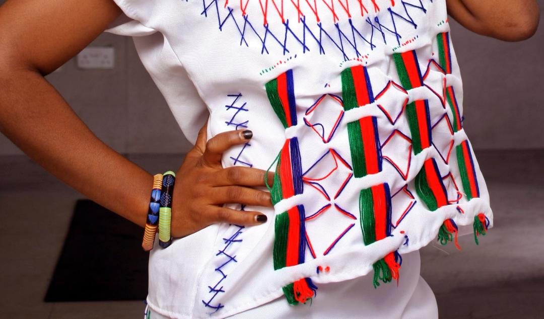 Fulani traditional attire for women