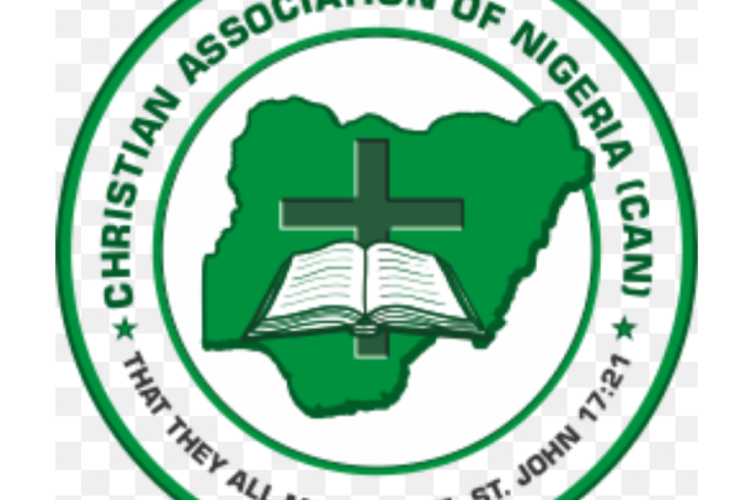 Christian Association of Nigeria (CAN) Logo