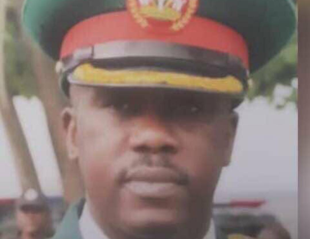 Col. Kenneth Elemele