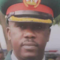 Col. Kenneth Elemele who is among those ambushed and killed by Boko Haram on Wednesday was denied pass prior to his death