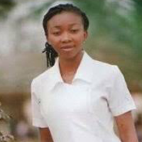 Miss Justina Obioma Ejelonu, the nurse who died fighting Ebola for her country Nigeria