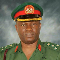 Army officer who allegedly lost 'billions' of Naira under his watch to soldiers on escort duty, Maj. Gen. Hakeem Otiki is now under house arrest