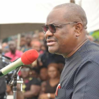 """You have to cooperate with us to get the killers"", Governor Wike appeals to Kono Boue and Kereken Boue communities"