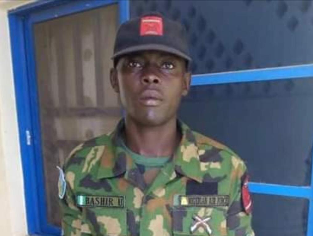 Airman Bashir Umar