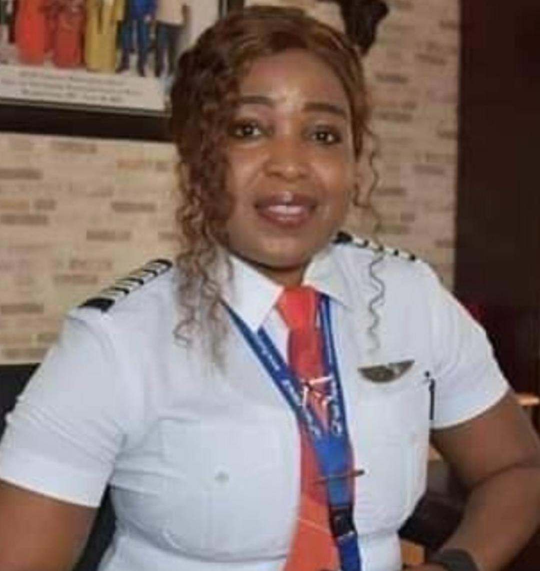 Captain Simisola Ajibola