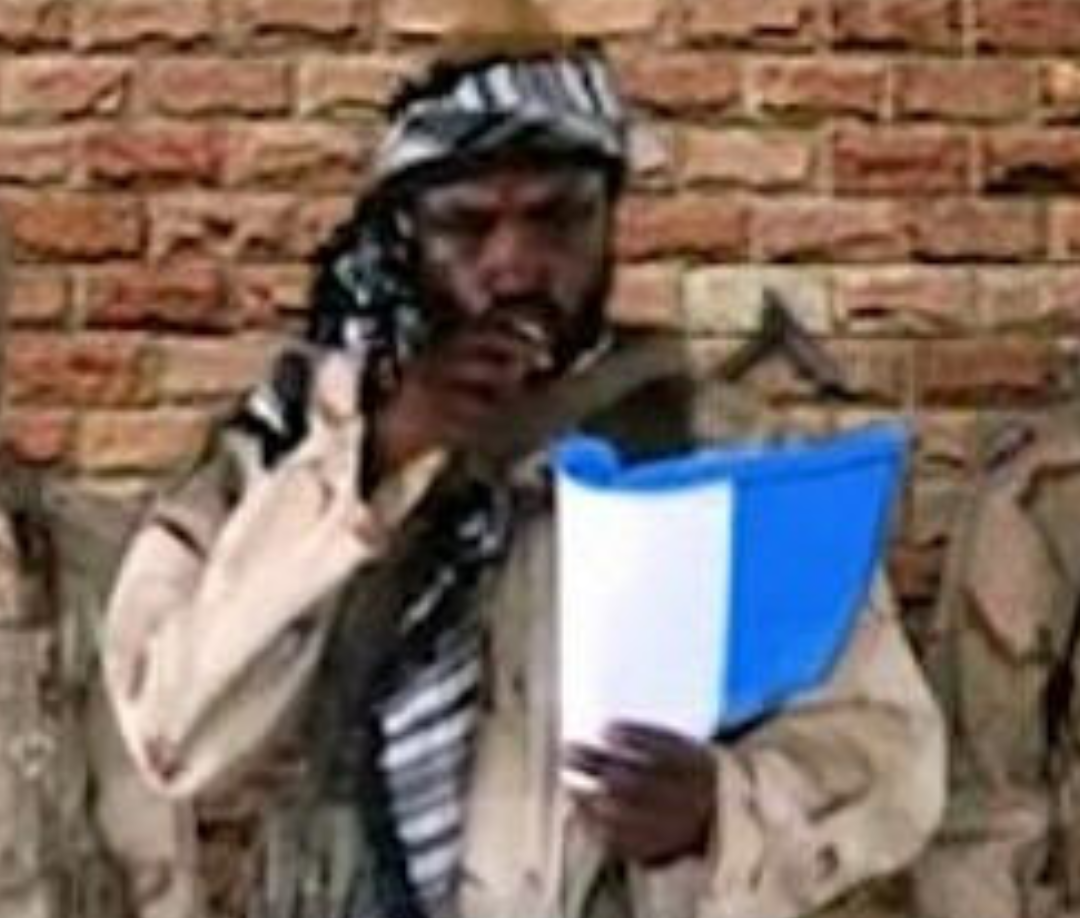 Shekau the Boko Haram Leader
