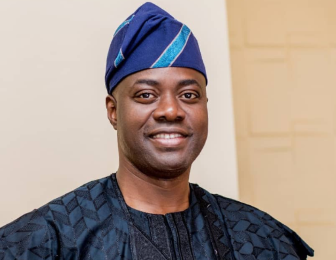 Seyi Makinde of Oyo State