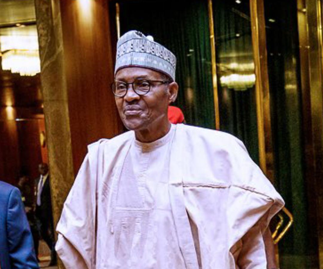 Muhammadu Buhari of Nigeria