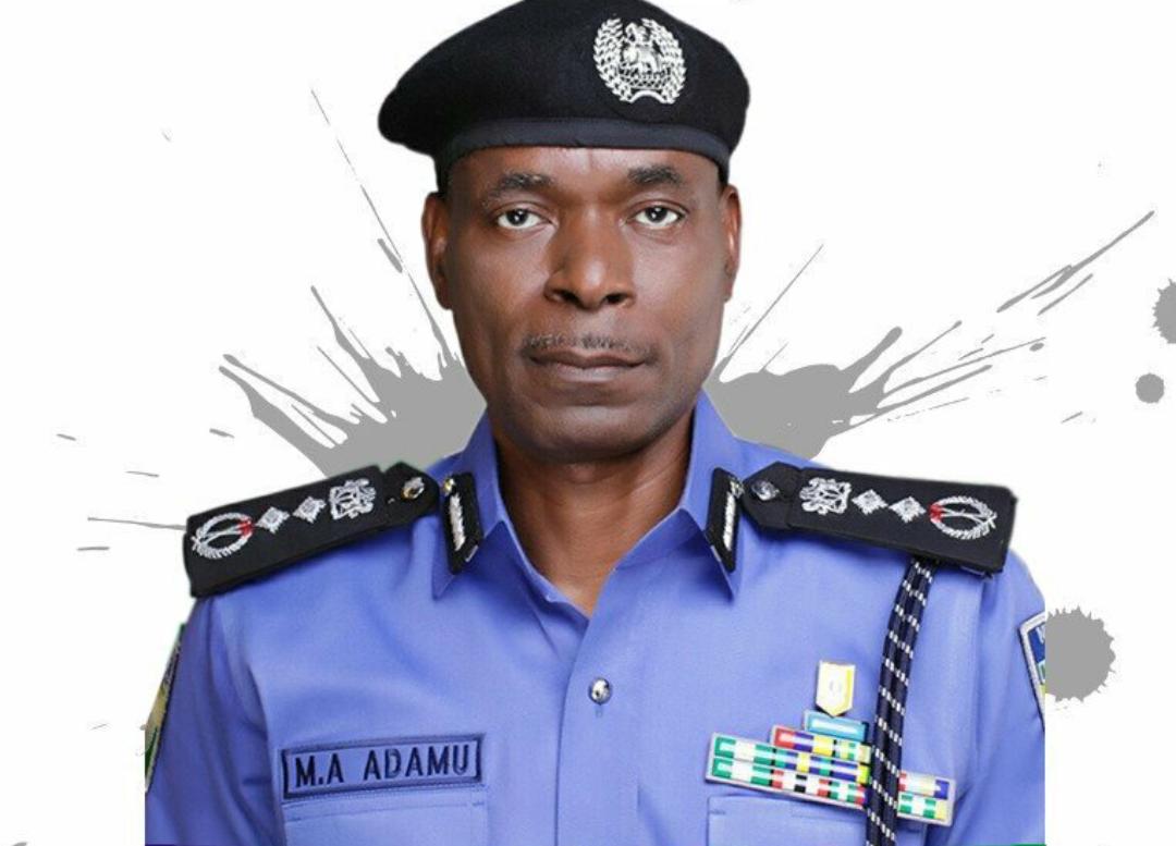 Nigeria IG Muhammed Adamu