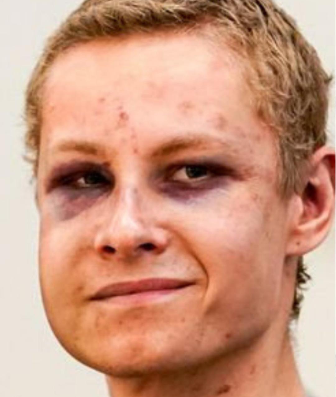 Philip Manshaus of Norway