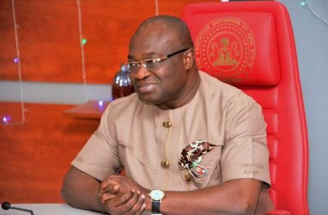 Okezie Victor Ikpeazu of Abia State