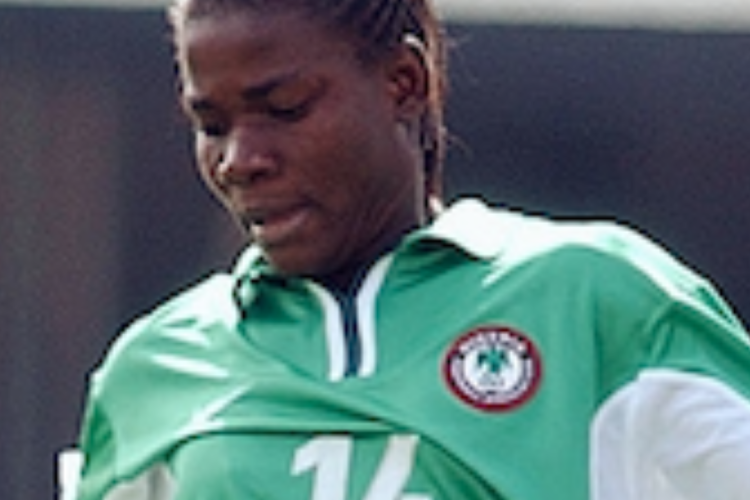 Former Super Falcons player Ifeanyichukwu Chiejine