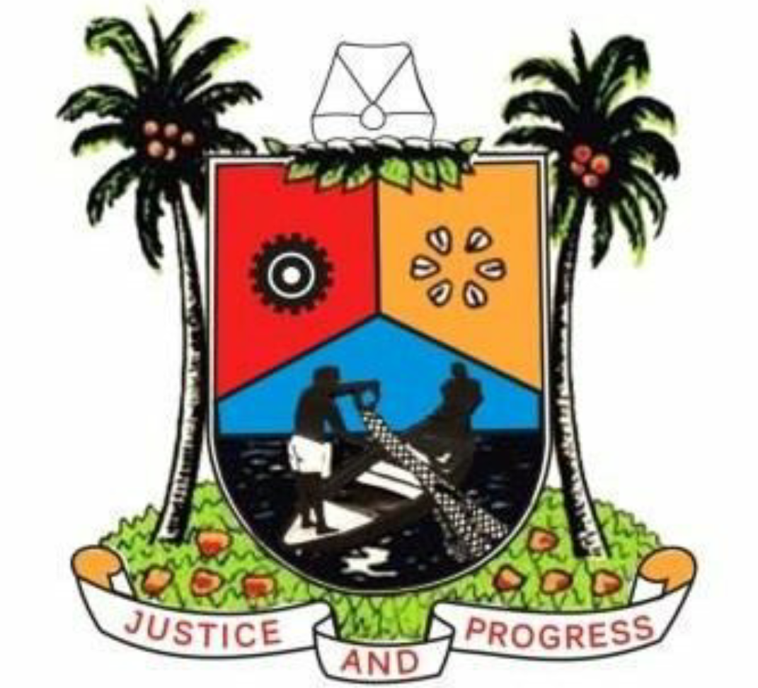 Lagos state government coat of arms