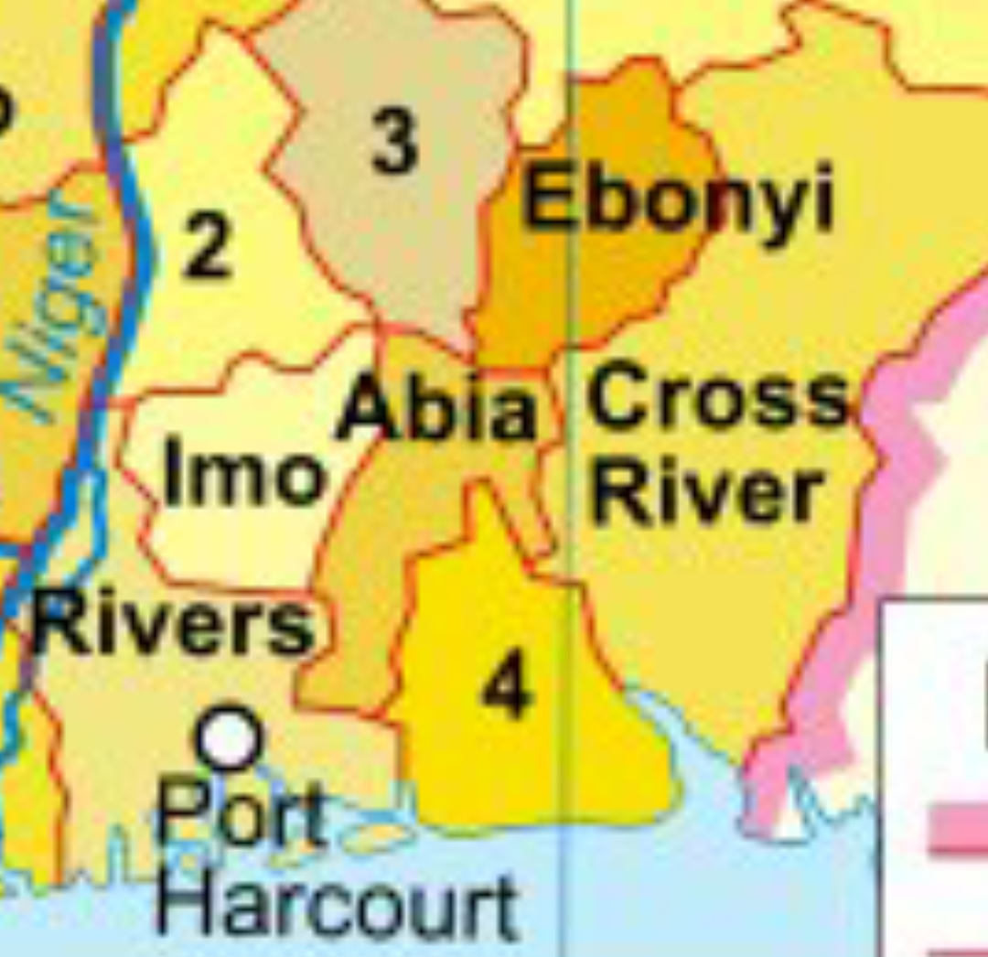 Eastern Nigeria the home of the igbos