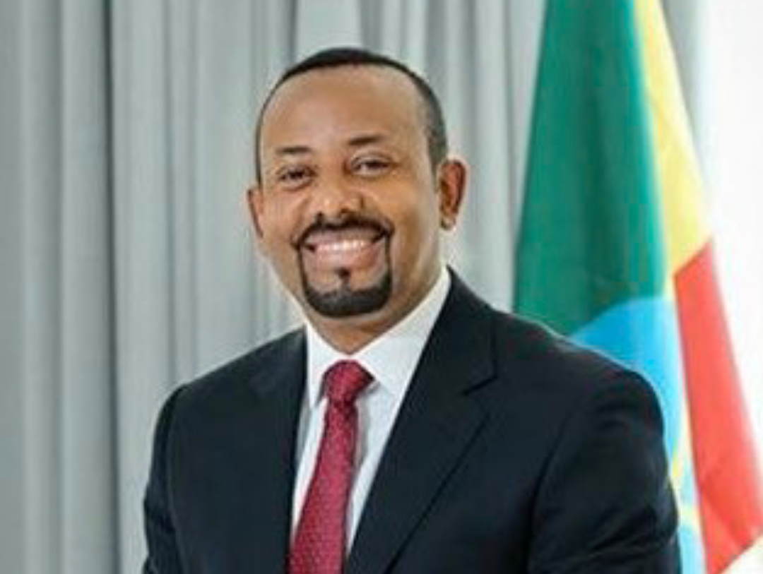 Nobel Laureate Ethiopia Prime Minister Abiy Ahmed