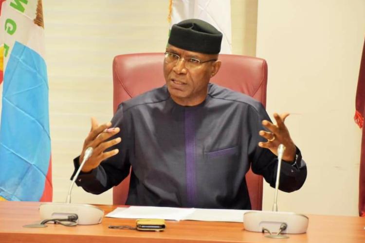Nigeria Deputy Senate President Ovie Omo-Agege of Delta State